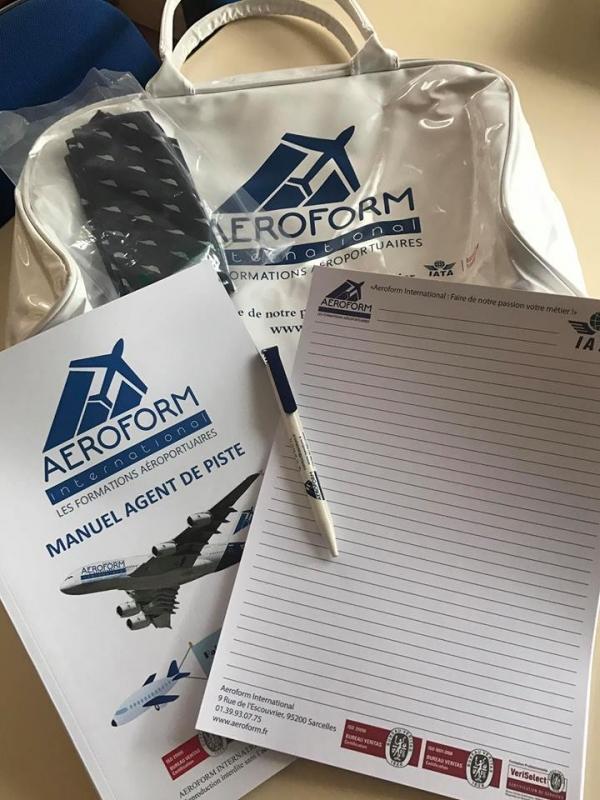 kit de formation Aeroform International débuté équipé